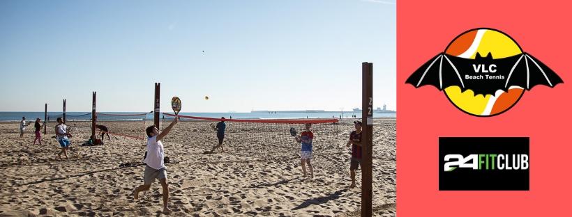 24Fit Valencia, nueva colaboración con Beach Tennis Valencia